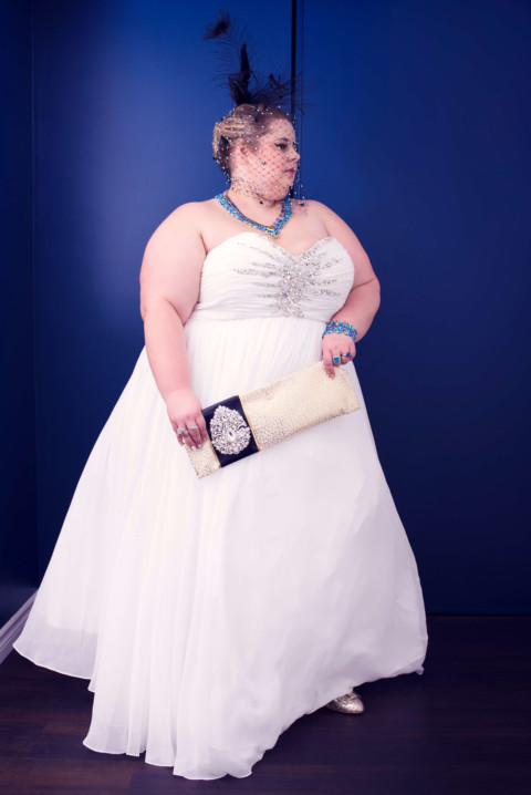 My Bridal Moment with Sydney's Closet